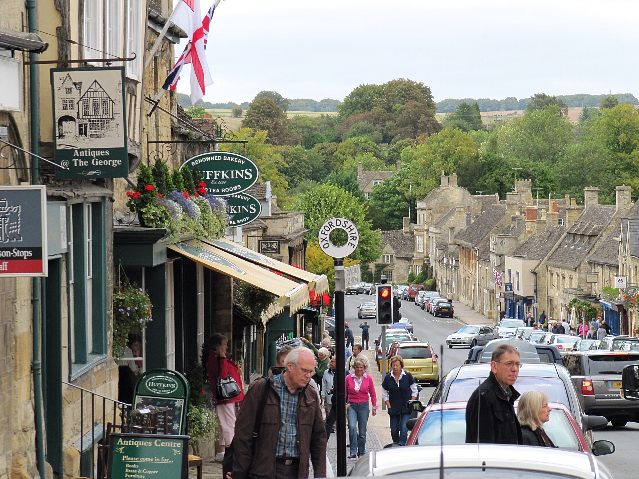 Town of Burford, The Cotswolds