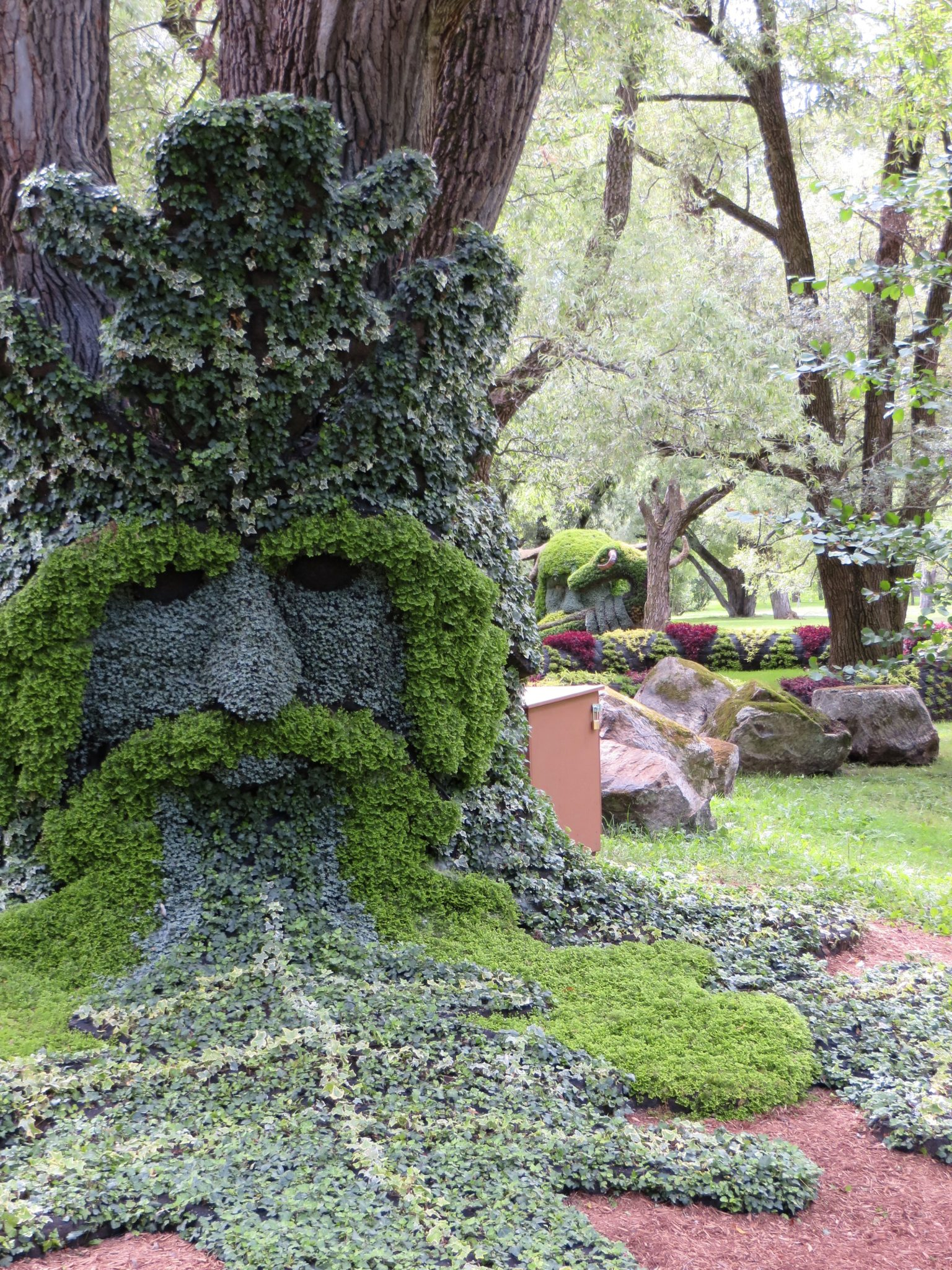 Green Man, Spirits of the Forest from Canada.