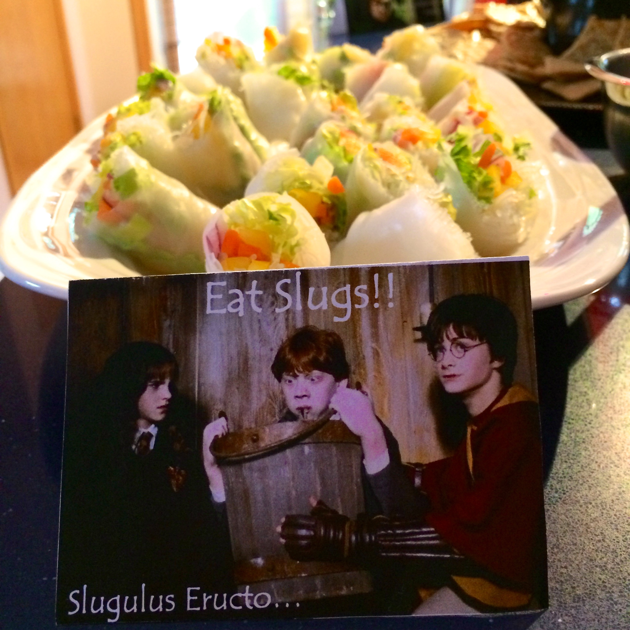 The tastiest slugs you will ever have. They're Ron approved!