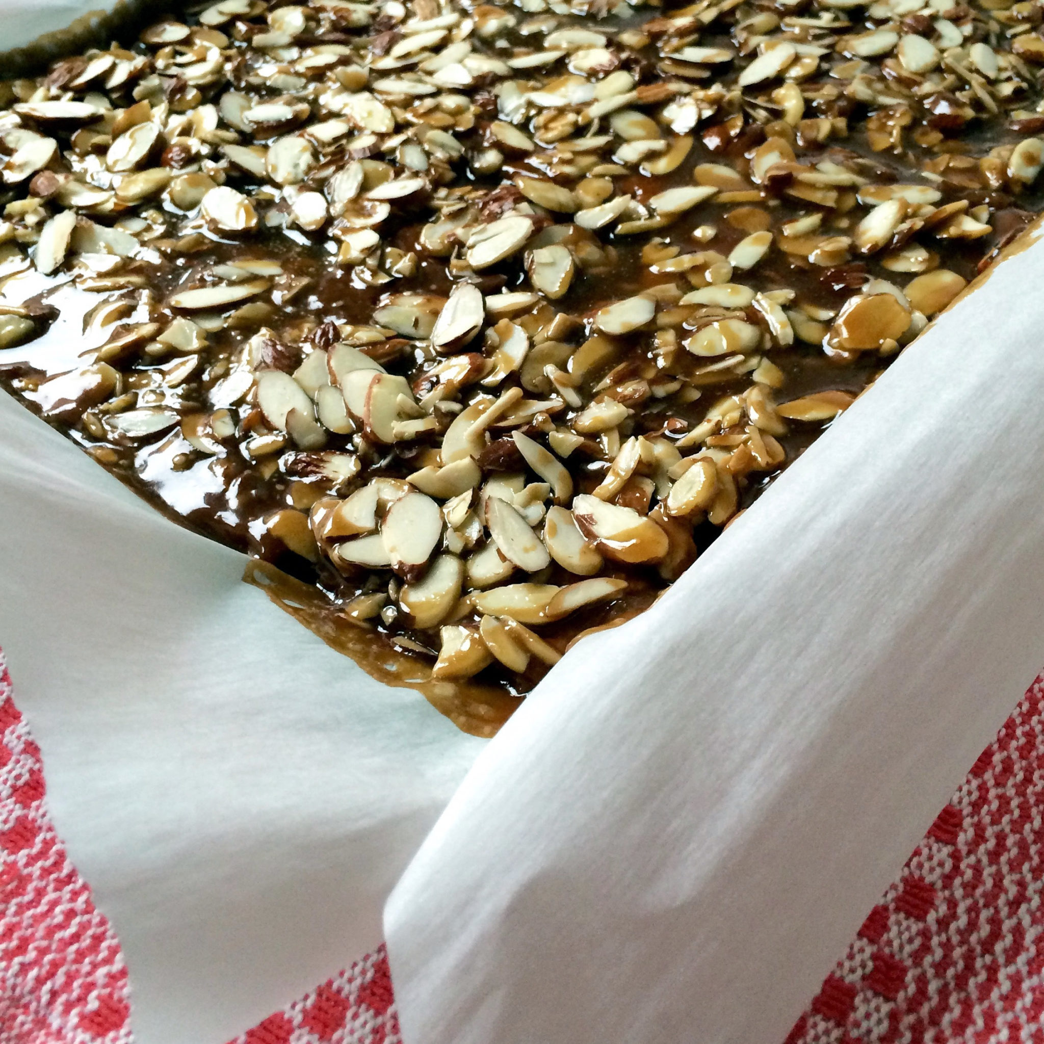 Almond Toffee Crunch