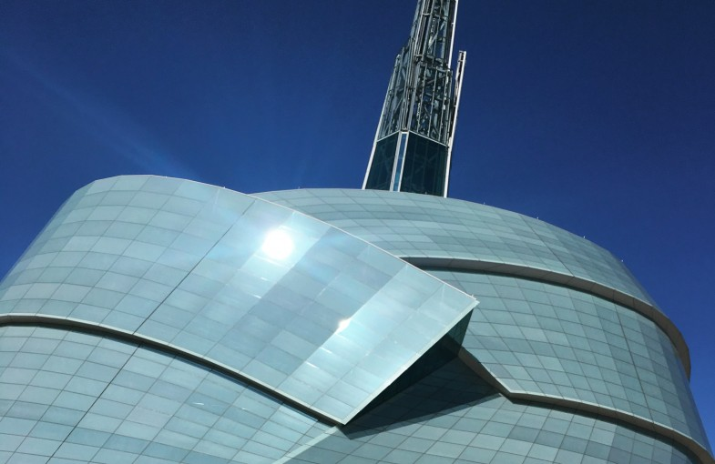Our mirror in the sun: The CMHR -- by Kirsten Neil